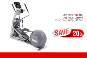 Image of Refurbished Precor EFX835 Experience Elliptical