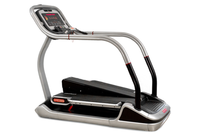 Image of a refurbished Star Trac Treadclimber E-TC