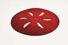 "Norton Sanddollar Surface Prep Pad  16""  Medium/Red"