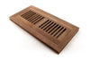 "Airwood Classic Vent Flush Mount  4"" x 10"" Unf. Red Oak"