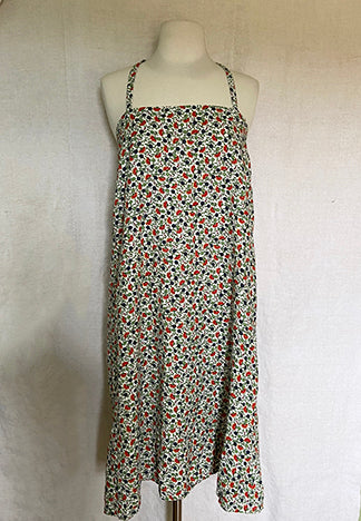 FIELD FLOWER T-DRESS