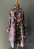 WILD FLOWER HAMPTON DRESS