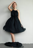 NICCE DRESS BLACK
