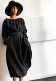 WINTER POET DRESS