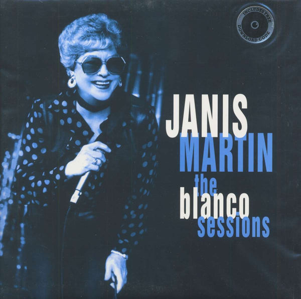 """The Blanco Sessions"" Janis Martin (pink vinyl)"
