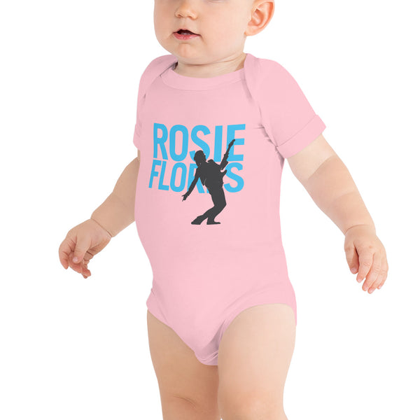 Silhouette Baby Cotton One Piece