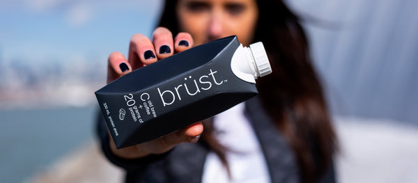 brust: 20g grass-fed protein and cold brew coffee. Great from a quick breakfast, pre-workouts, post-workout recovery, or afternoon snack.