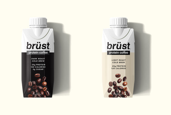 brüst sample pack (light roast & dark roast)