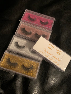 Golden Diva Lash