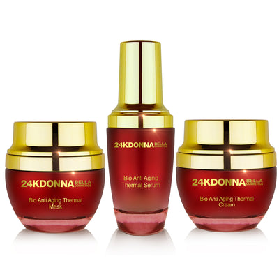 24K Gold Bio Anti Aging Collection