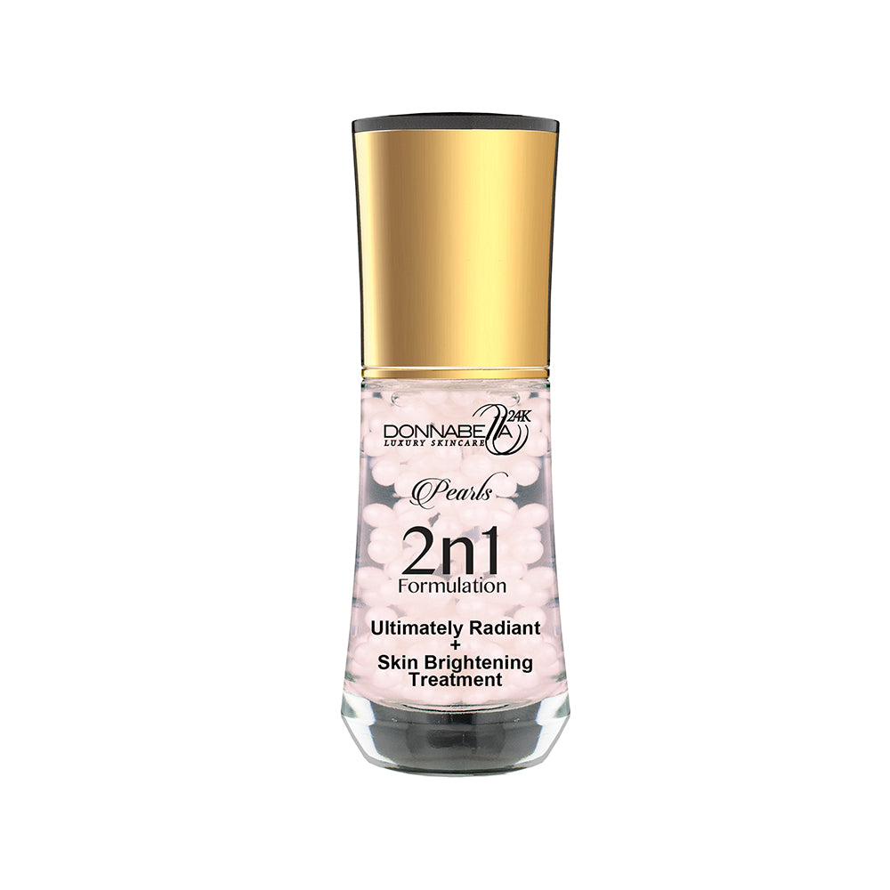 Pearls-2n1-Ultimately Radiant & Skin Brightening Treatment - Donnabella Pro