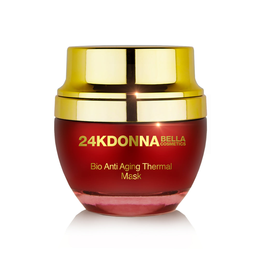 24K BIO ANTI-AGING THERMAL MASK