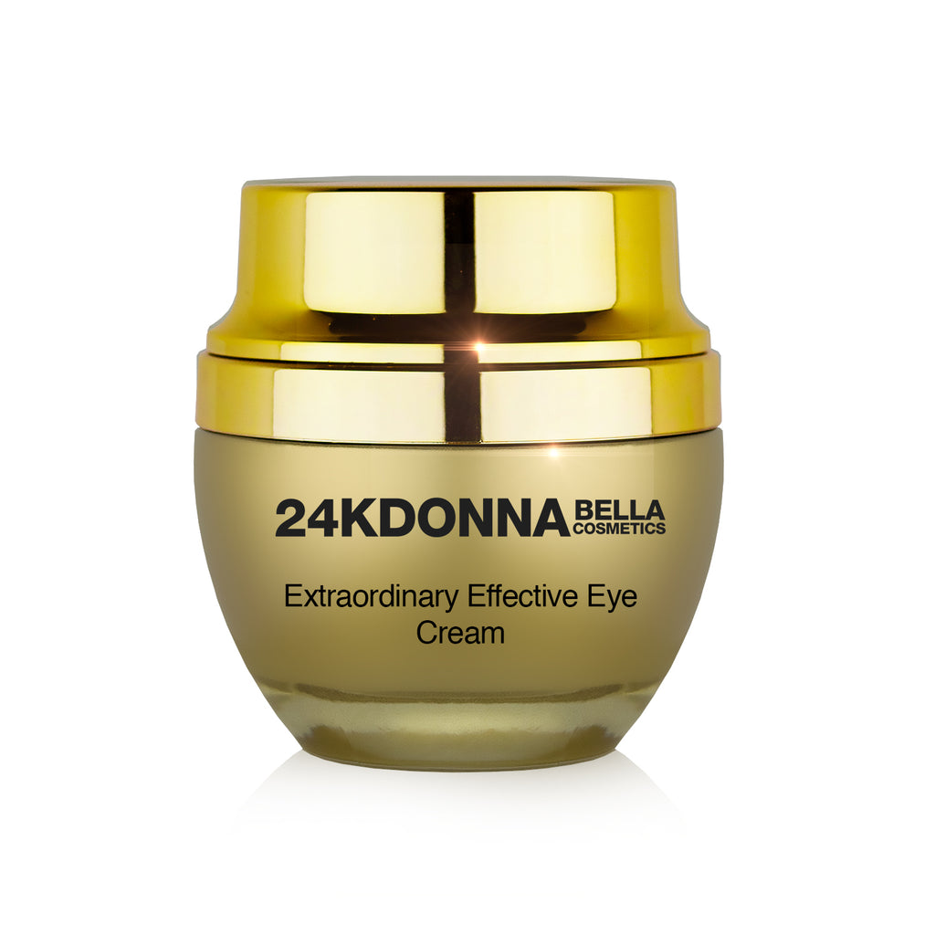 24K EXTRAORDINARY EFFECTIVE EYE CREAM