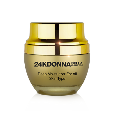 24K DEEP MOISTURIZER FOR ALL SKIN TYPE