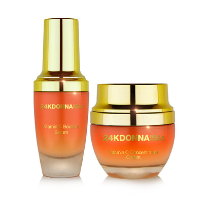 24K Gold Vitamin C Set