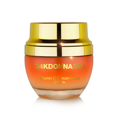 24K VITAMIN C CONCENTRATED CREAM