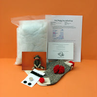 Do It Yourself Sock Monkey Kit