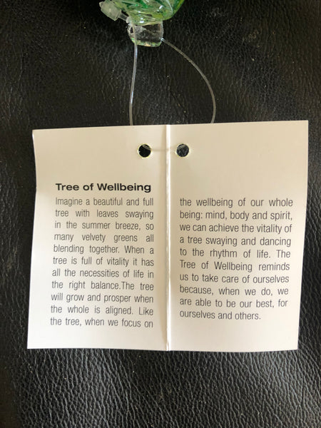 Trees of Enchantment / Well Being