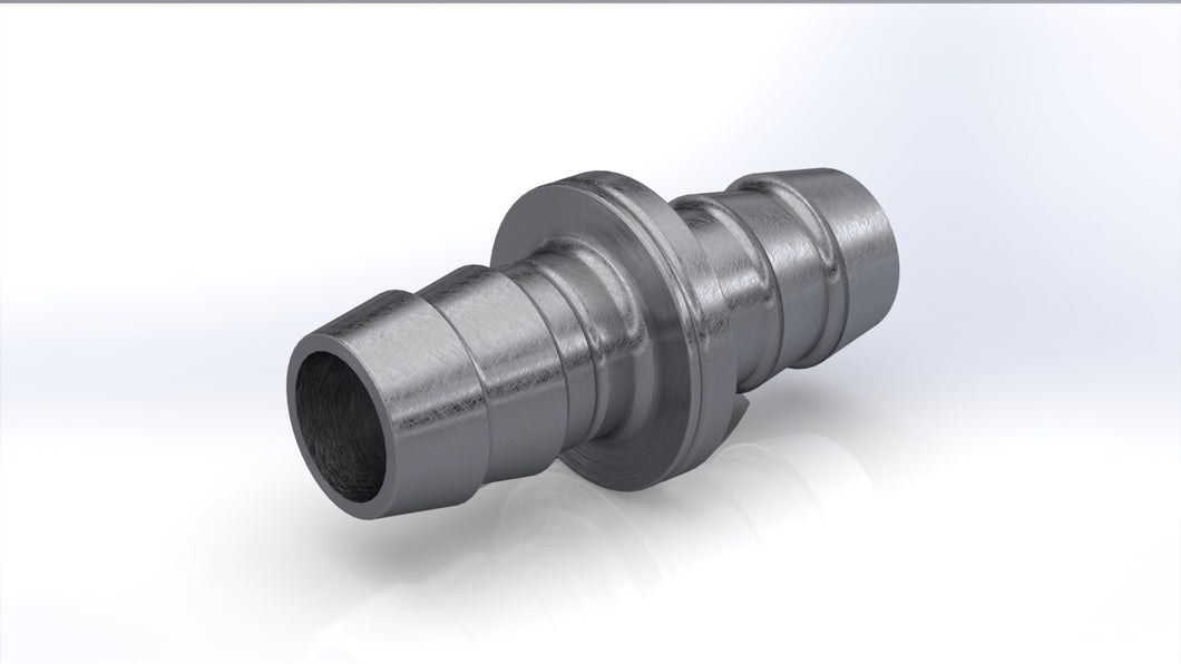 B250 - Barbed Check Valve 1/4