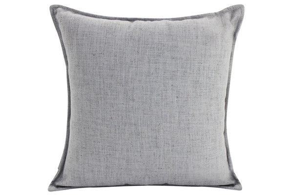 NF Living Linen Light Grey Cushion 45x45cm