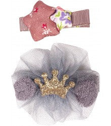 Urban Products Princess Crown Hair Clips