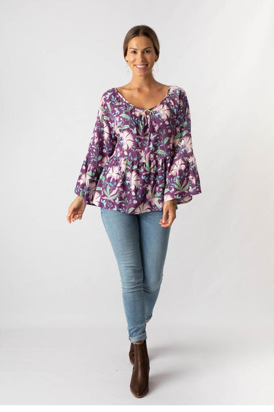 Miss Lilly Berry Dream Blouse