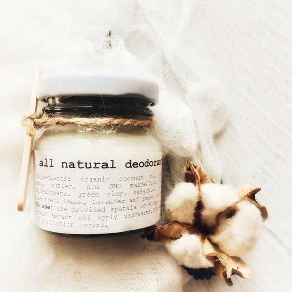 Bee One Of a Kind Natural Deodorant