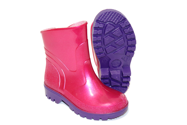 Gumboots Bubblegummer Low