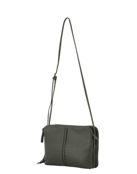Black Caviar Pia Crossbody Bag