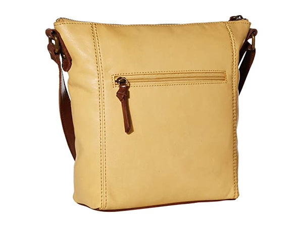 The Sak Ashland Leather Crossbody - Scotch