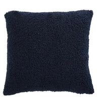 Coast to Coast Home Jumbuck Wool Cushion 50x50cm - Navy