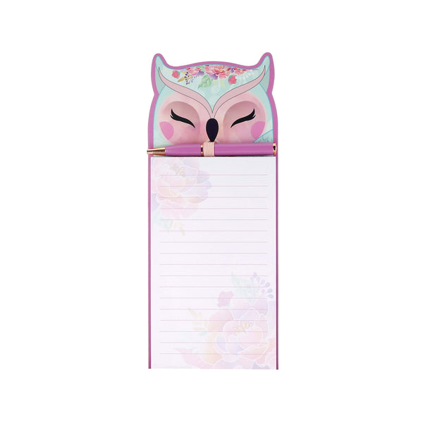 Wise Wings Magnetic Notepad