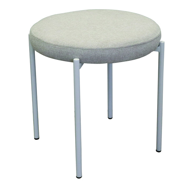 Madras Link Ellingbank Natural Stool 45x45x46cm