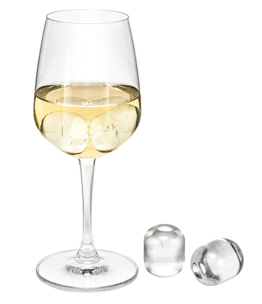 Avanti Quartz Crystal Wine & Gin Pearls Setx4