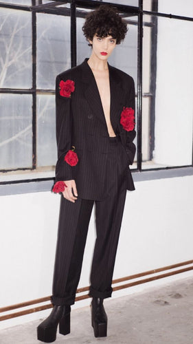 SEEN rose blazer