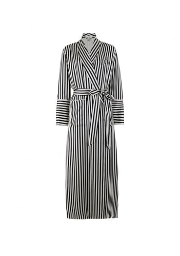 Olivia Von Halle FULL LENGTH ROBE