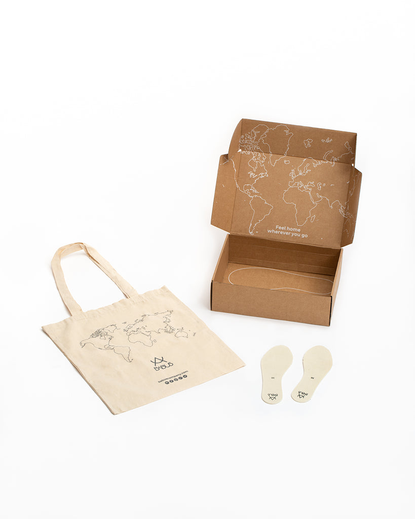 BABUS · Alpargatas & Espadrilles Made in Spain - Packaging