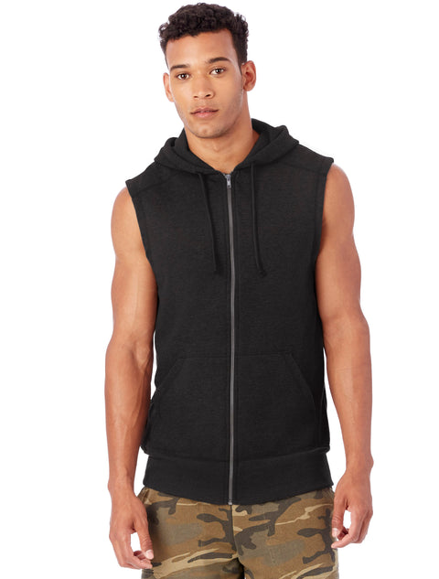 Men's French Terry Sleeveless