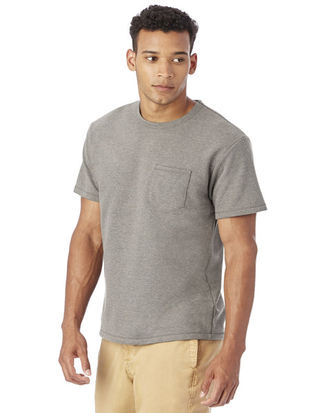 Men's French Terry Pocket Tee