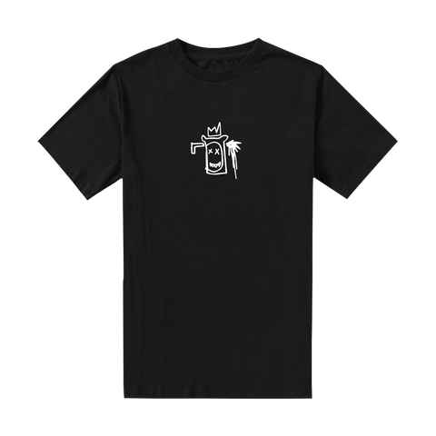 Lou The Human Logo T-Shirt