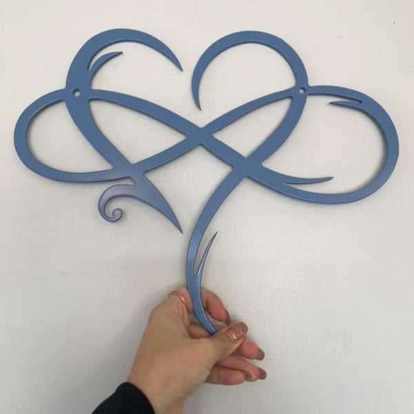 Infinity Heart - Limited Edition Blue