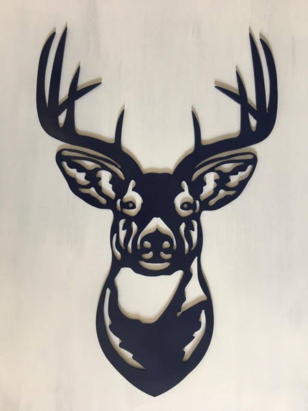Stag Head - Plazmart NZ