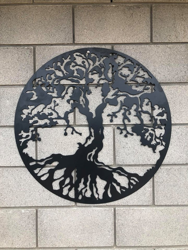 Wall Art Family Tree Of Life - Plazmart NZ