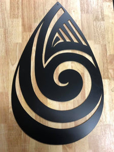 Teardrop Koru - Plazmart NZ