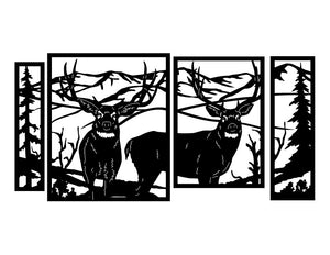 Deer Screen 6 - Plazmart NZ