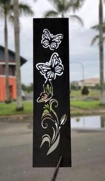 Butterfly Panel - Plazmart NZ