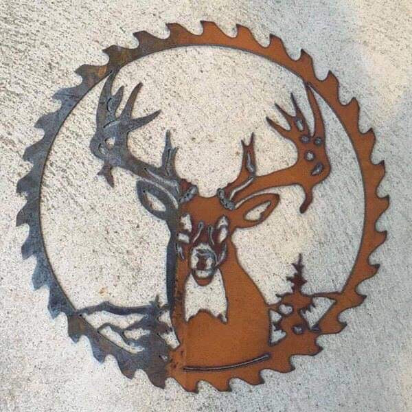 Saw Deer - Plazmart NZ