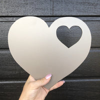 Heart 'Heart' - Plazmart NZ
