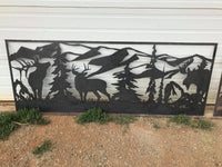 Deer, Elk, Moose panel - Plazmart NZ