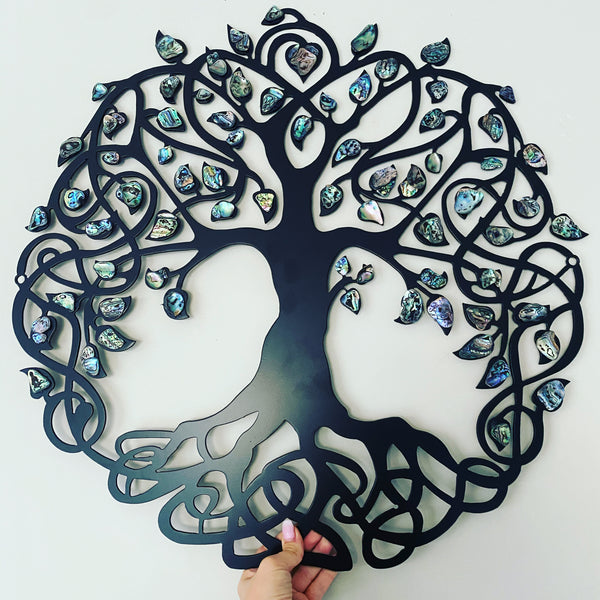 Paua Tree Of Life